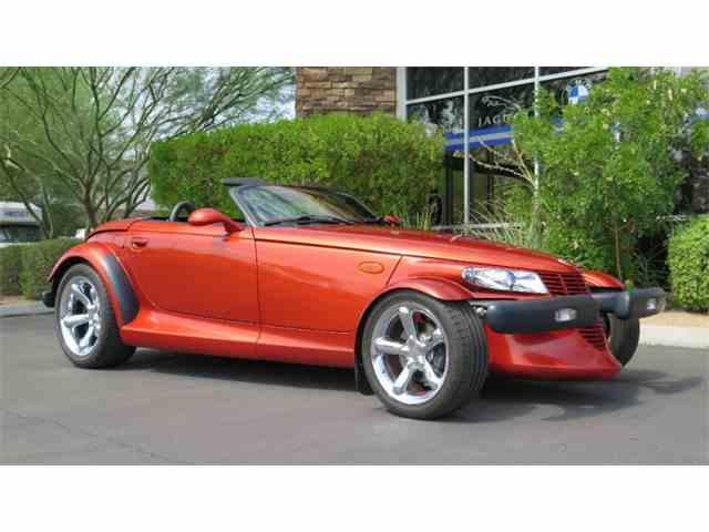2001 Plymouth Prowler | 1006456