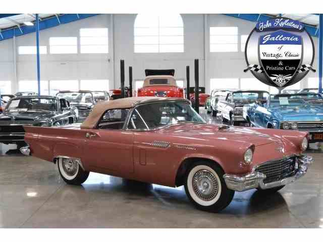 1957 Ford Thunderbird | 1006457