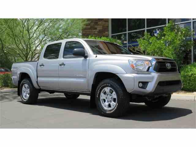 2015 Toyota Tacoma   1006459