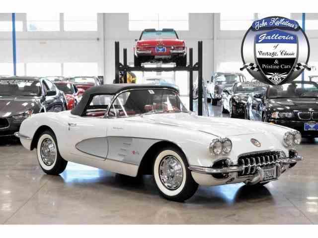 1959 Chevrolet Corvette | 1006474