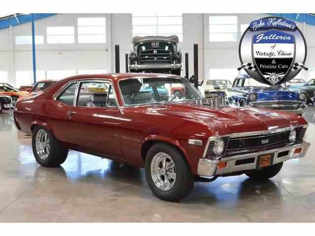 1968 Chevrolet Nova for Sale on ClassicCarscom  7 Available