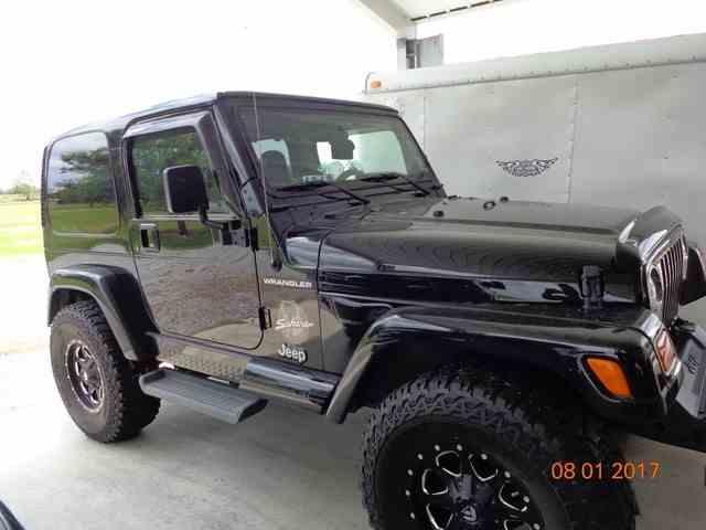 2002 Jeep Wrangler | 1006492