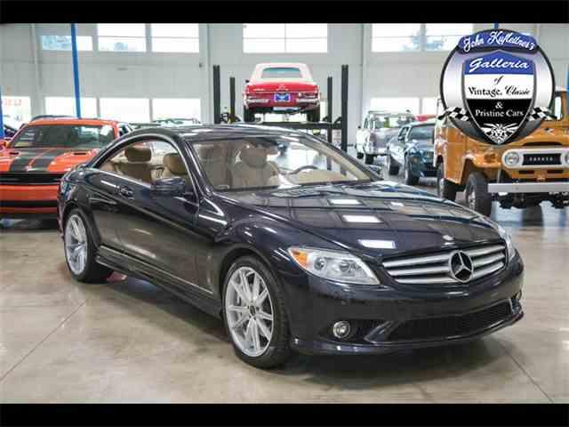 2010 Mercedes-Benz CL-Class | 1006493