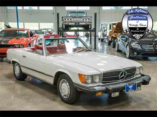 1976 Mercedes-Benz 450SL | 1006496