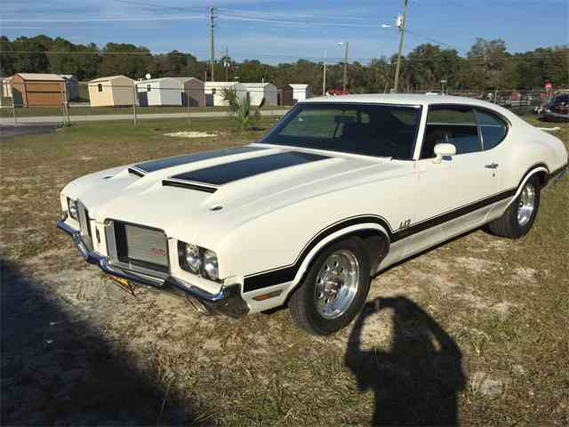 1972 Oldsmobile Cutlass | 1000650