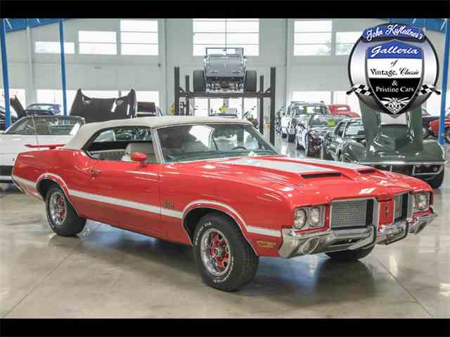 1972 Oldsmobile Cutlass Supreme | 1006501