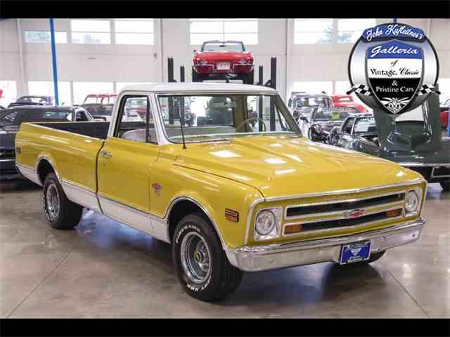 1968 Chevrolet C K 10 For Sale Cc 987105