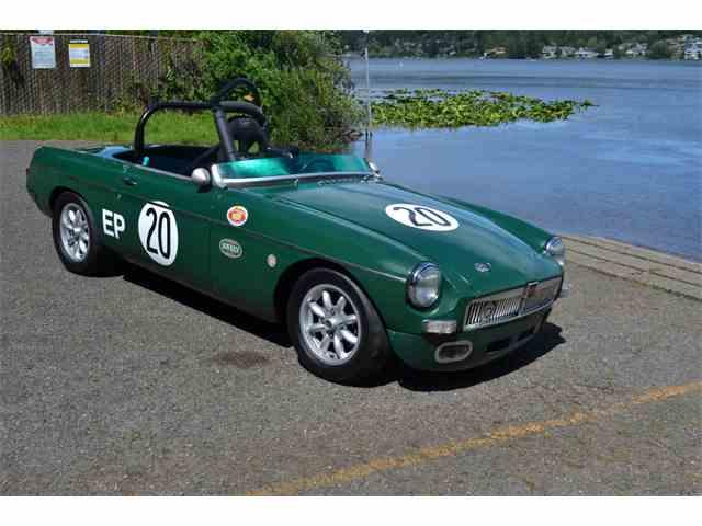 1963 MG MGB | 1006503