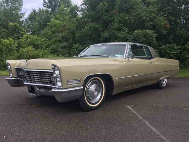 1967 Cadillac Coupe DeVille | 1000651