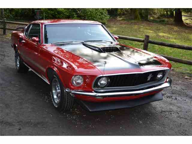 1969 Ford Mustang | 1006511