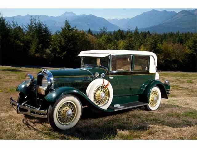 1929 Hudson Victoria | 1006525