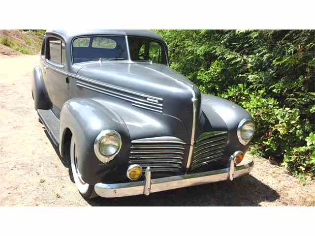 1940 Hudson Coupe   1006527