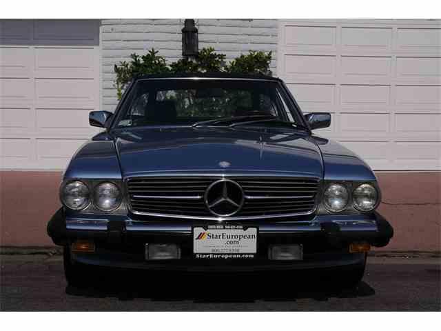 1988 Mercedes-Benz 560SL | 1000653
