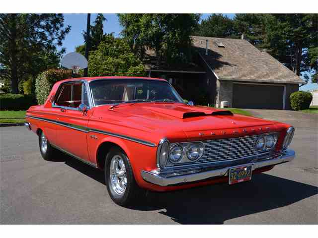 1963 Plymouth Sport Fury | 1006532