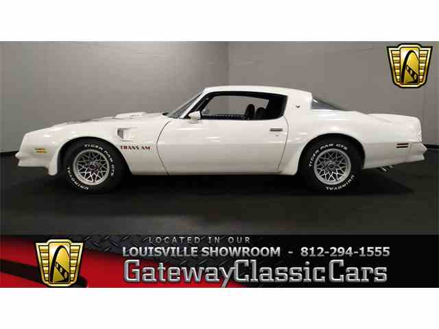 1977 Pontiac Firebird Trans Am | 1000655