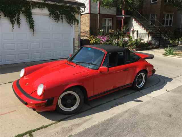 1987 Porsche 911   1006550