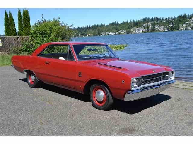 1968 Dodge Dart GTS | 1006555