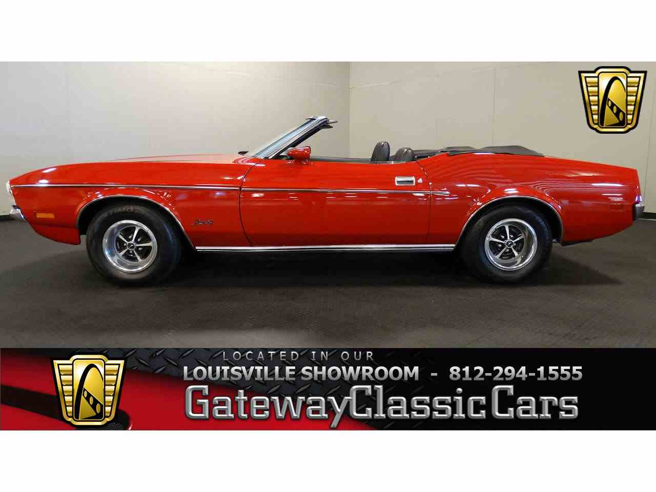 1972 Ford Mustang for Sale - CC-1000656