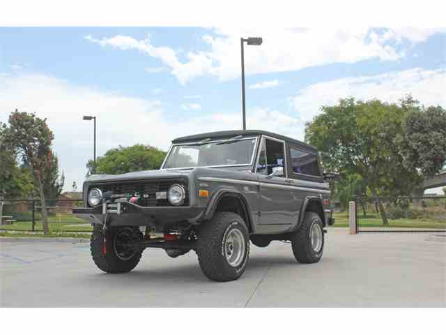 1973 Ford Bronco | 1006563