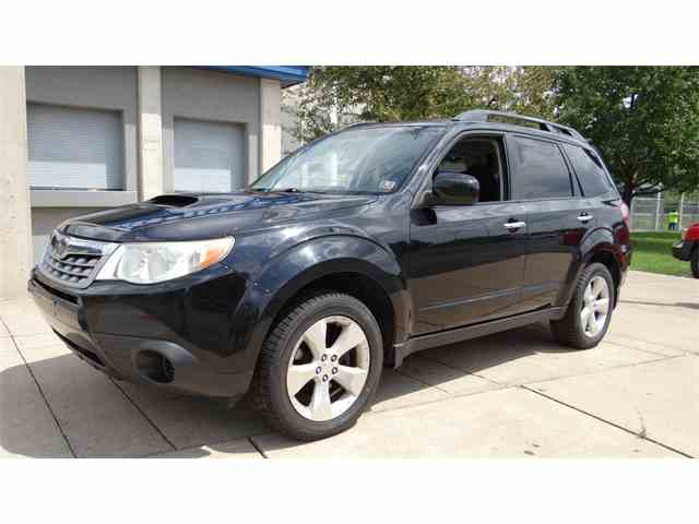 2011 Subaru Forester XT Turbo | 1006569