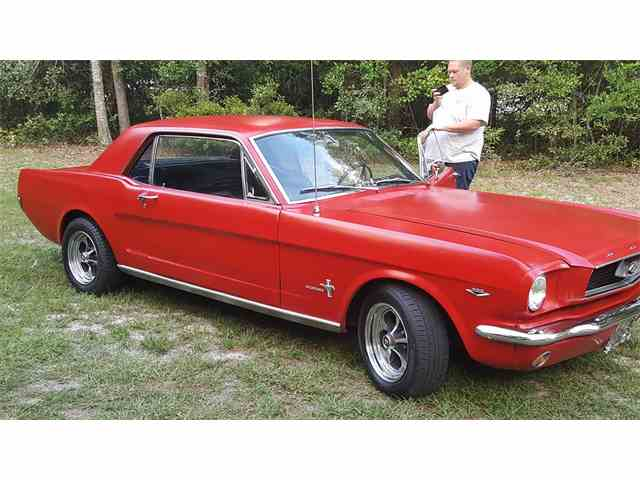 1966 Ford Mustang | 1006573