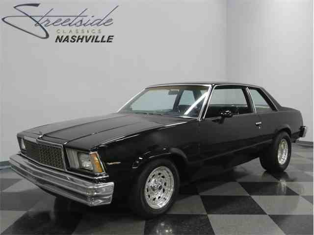 Picture of '80 Chevrolet Malibu - $13,995.00 Offered by Streetside Classics - Nashville - LKOQ