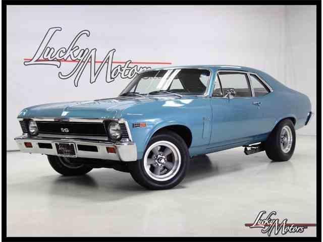 1969 Chevrolet Nova | 1006590