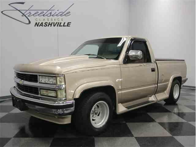1992 Chevrolet Silverado   1006595