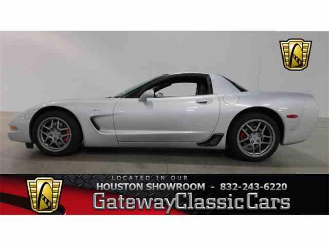 2001 Chevrolet Corvette | 1000660
