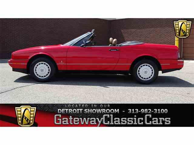 1988 Cadillac Allante | 1000662