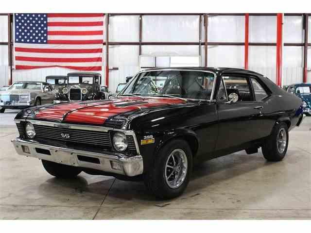 1970 Chevrolet Nova | 1006620