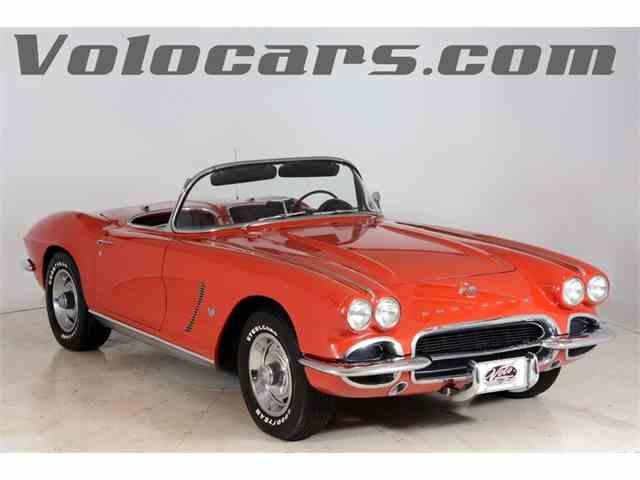 1962 Chevrolet Corvette | 1006623