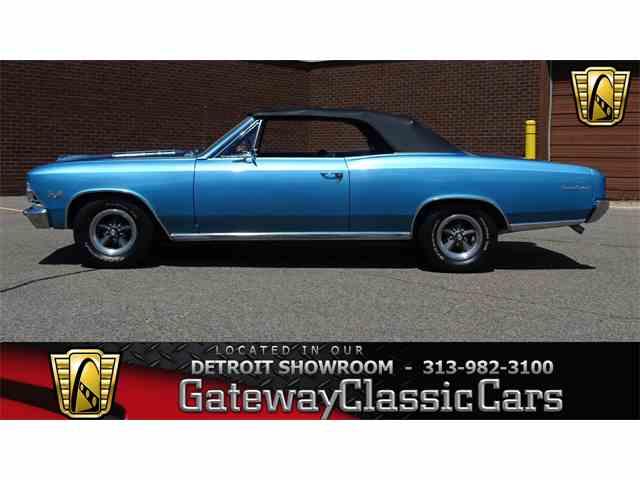 1966 Chevrolet Chevelle | 1000663