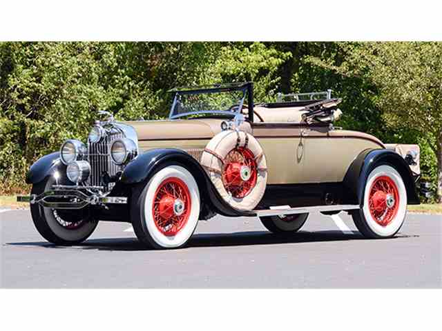 1925 Lincoln Model L Convertible Coupe by LeBaron | 1006631