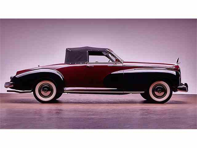 1947 Packard Custom Super Clipper Speedster | 1006638