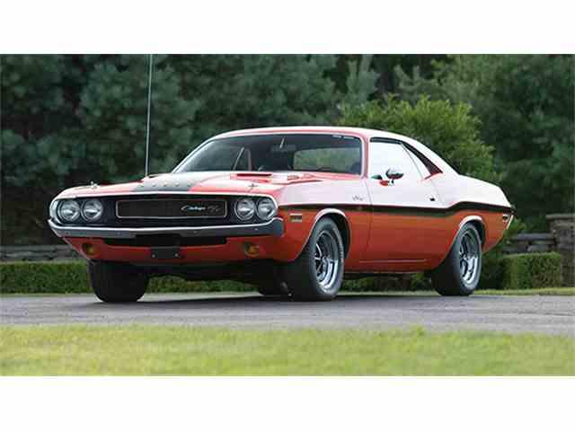 1970 Dodge Challenger R/T 'V-Code' | 1006642
