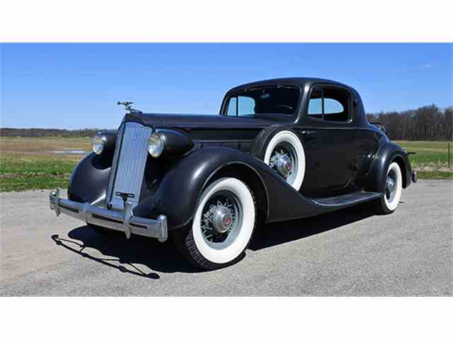 1936 Packard Eight Coupe | 1006648