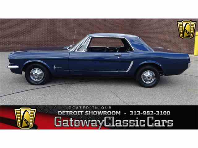 1965 Ford Mustang | 1000665