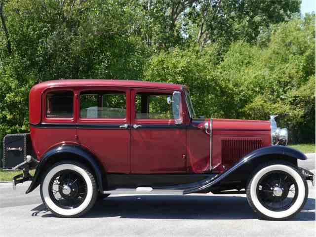 1931 Ford Model A | 1006651