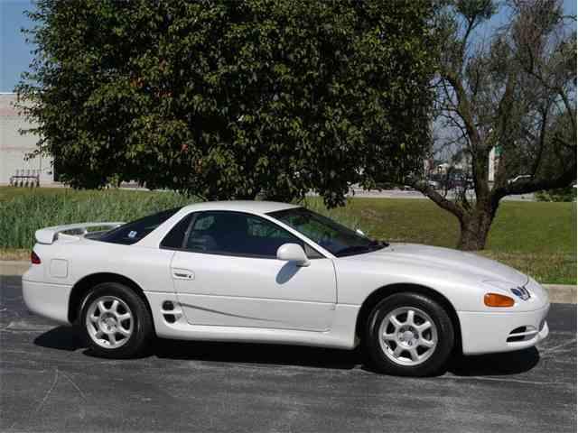 1995 Mitsubishi 3000GT VR4 | 1006654