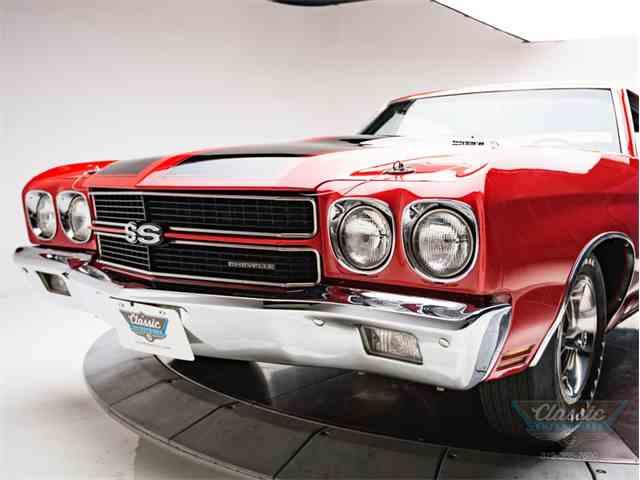 1970 Chevrolet Chevelle SS | 1006658