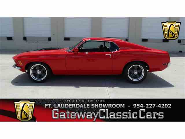 1970 Ford Mustang | 1000666