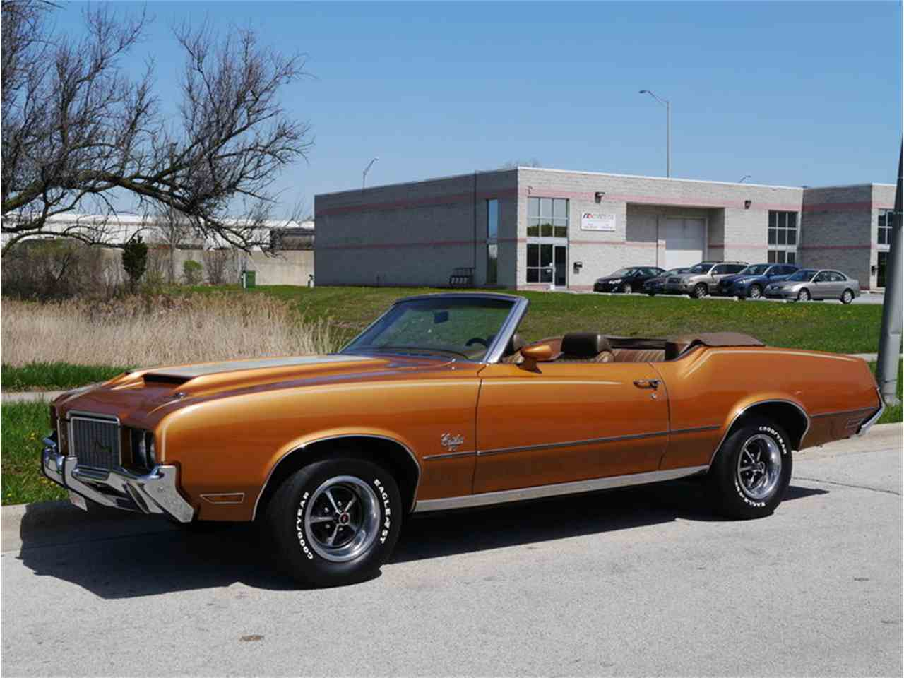 1972 oldsmobile cutlass supreme for sale cc 1006661. Black Bedroom Furniture Sets. Home Design Ideas