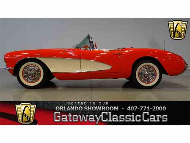1956 Chevrolet Corvette | 1006662
