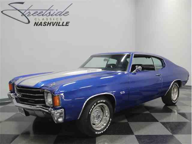 1972 Chevrolet Chevelle | 1006674