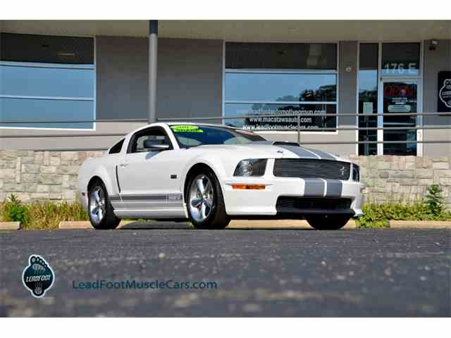 2007 Shelby Mustang | 1006675