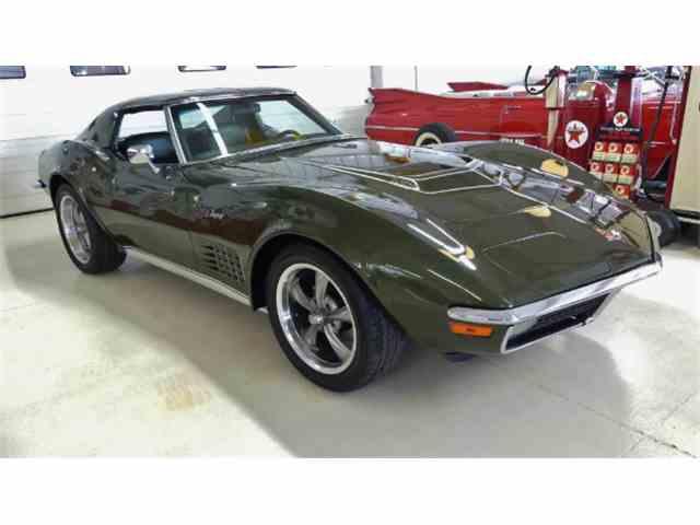 1970 Chevrolet Corvette | 1006678