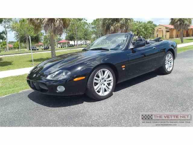 2003 Jaguar XKR | 1006683