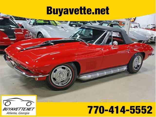 1967 Chevrolet Corvette   1006689