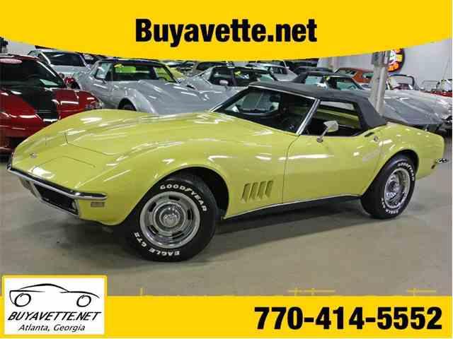 1968 Chevrolet Corvette | 1006690